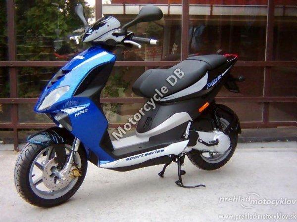 Piaggio NRG Power DT 2006 8781