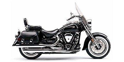 Yamaha Road Star Midnight Silverado 1700 2004 6541