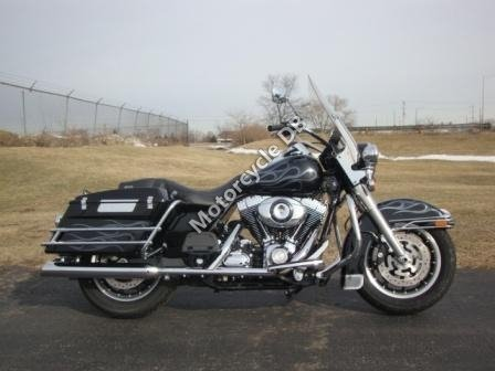 Harley-Davidson FLHP Road King Fire Rescue 2008 10987