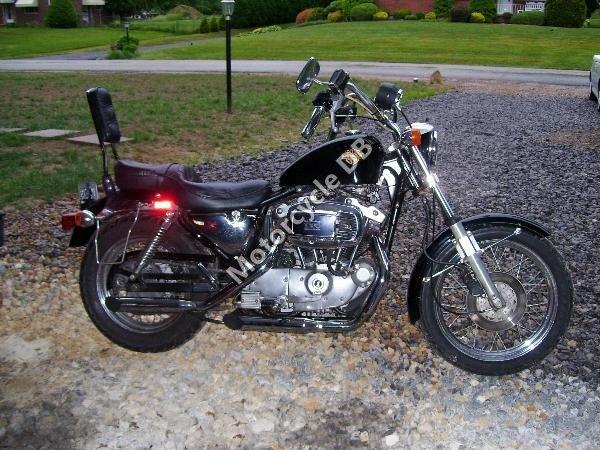 Harley-Davidson XLH 1000 Sportster 1982 7262