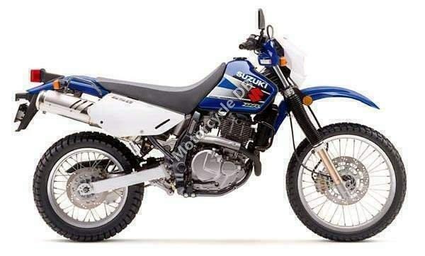 Suzuki DR 650 SE 2001 1446