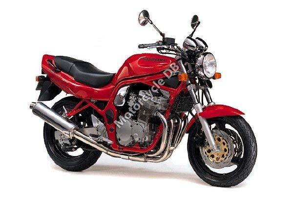 Suzuki GSF 600 N Bandit 1996 20724