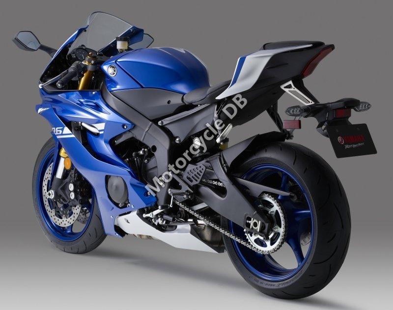 Yamaha YZF-R6 2017 25681