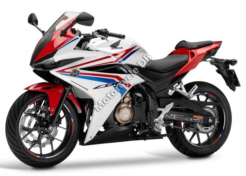 Honda CBR500R 2016 29839