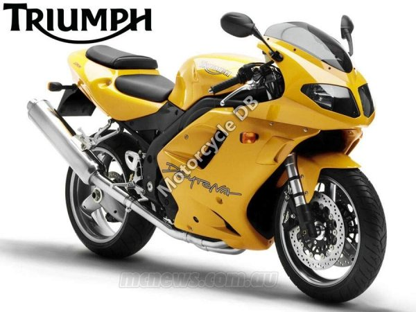 Triumph Daytona 955i 2006 1489