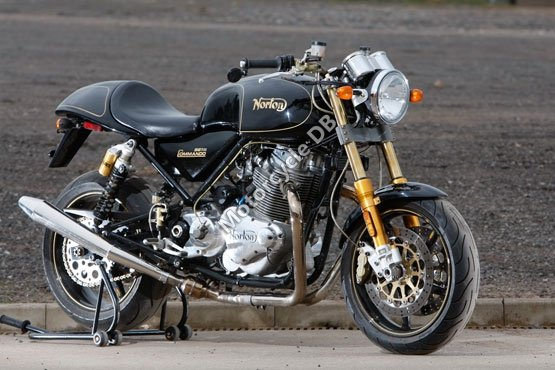 Norton Commando 961SE 2011 4929
