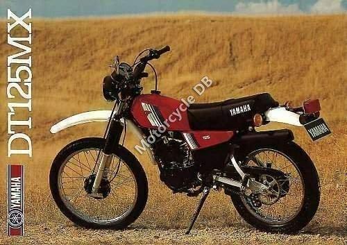 Yamaha DT 175 MX 1980 7329