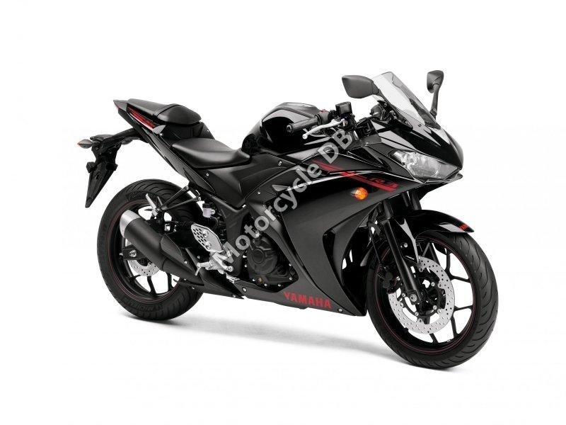 Yamaha YZF-R3 2015 25594
