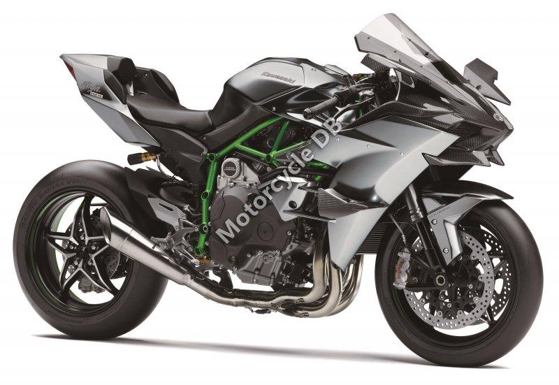 Kawasaki Ninja H2R 2016 29111