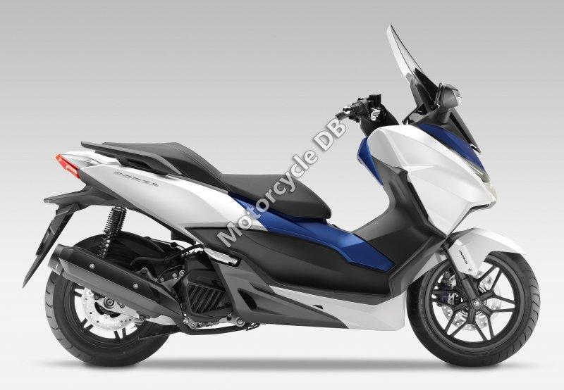 Honda Forza 125 2016 30866