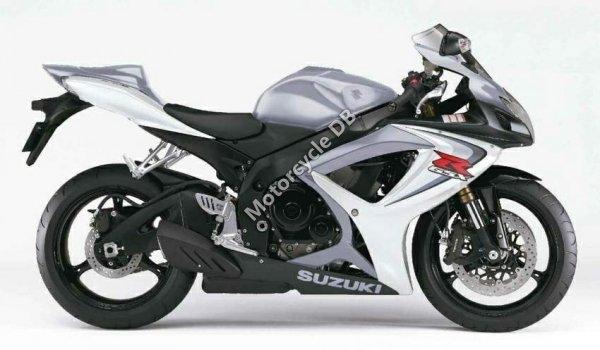 Suzuki GSX-R 600 2006 3963