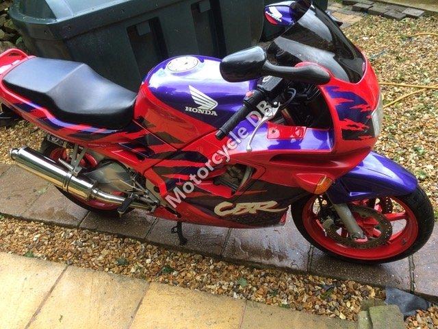 Honda CBR 600 F 1992 29972