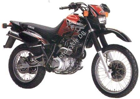 Yamaha XT 600 E (reduced effect) 1992 13498