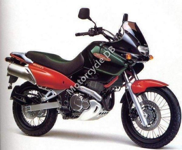 Suzuki XF 650 Freewind 1997 17455
