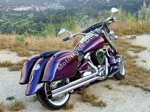 Yamaha XV 125 S Virago 2001 18209