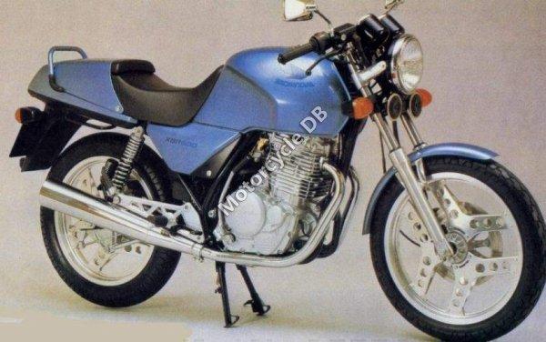 Honda XBR 500 1990 10962
