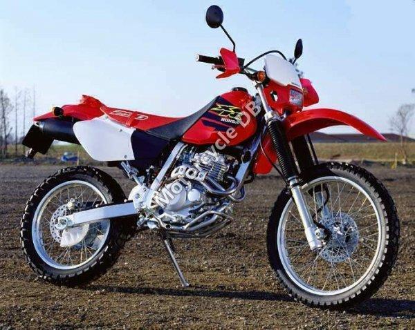 Honda XR 250 R 2001 15825