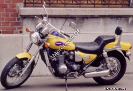 Kawasaki ZL 600 (reduced effect) 1988 14754