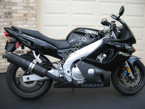 Yamaha YZF 600 S Thundercat 1997 13746