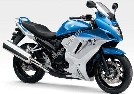 Yamaha FZ6R 2009 15610