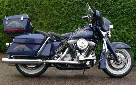 Harley-Davidson FLTC 1340 Tour Glide Classic 1984 10456