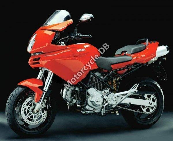 Ducati Multistrada 620 2005 1213