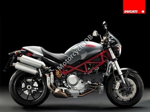 Ducati Monster S4R Testastretta 2008 2467