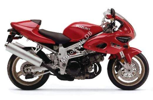 Suzuki TL 1000 S 2000 6037