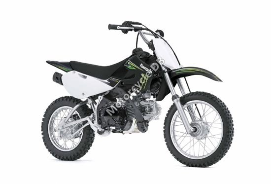 Kawasaki KLX 110 Monster Energy 2009 3212