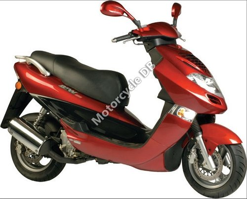 Kymco Bet  and  Win 150 2005 20474