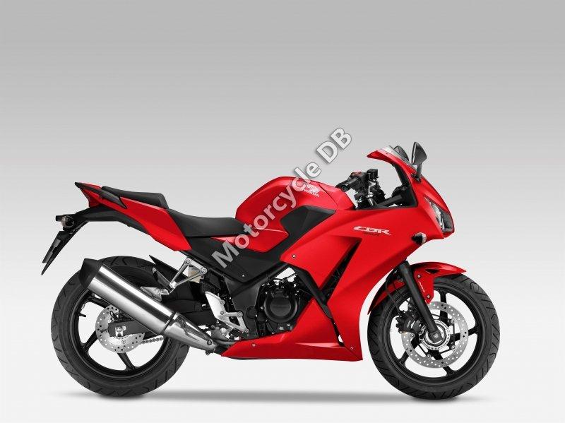 Honda CBR 300R 2016 29815
