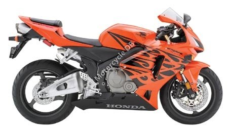 Honda CBR 600 RR 2006 5236