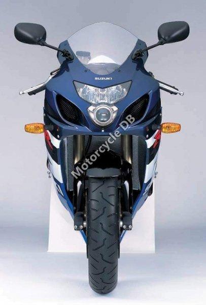 Suzuki GSX-R 600 2004 3961