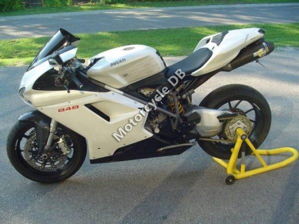 Ducati Superbike 848 2008 16219