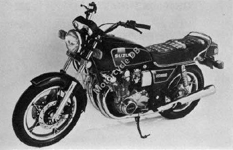 Suzuki GS 125 ESF 1989 12079