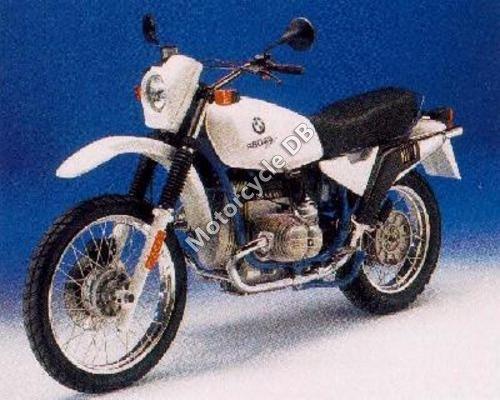 BMW R 80 GS 1988 12603