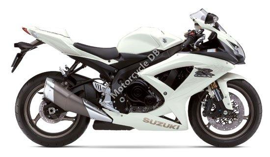 Suzuki GSX-R600 2009 3669