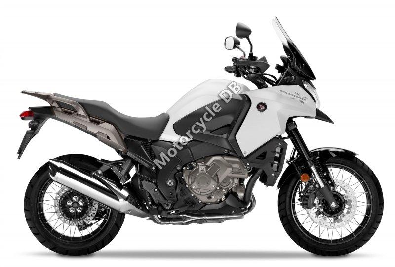 Honda VFR1200X Crosstourer 2014 30236