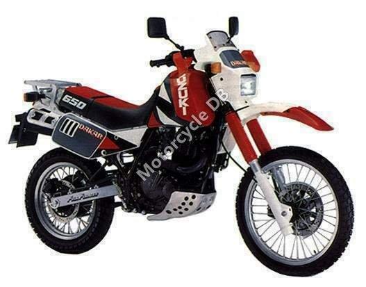 Suzuki DR 650 R Dakar 1991 11973