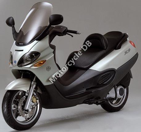 Piaggio X9 Evolution 125 2005 11241