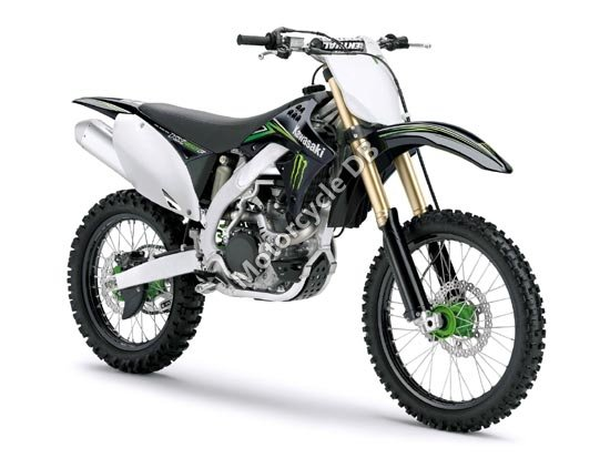 Kawasaki KX 450 F Monster Energy 2009 3191