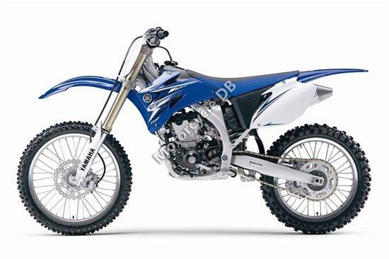 Yamaha YZ250F 2009 3891