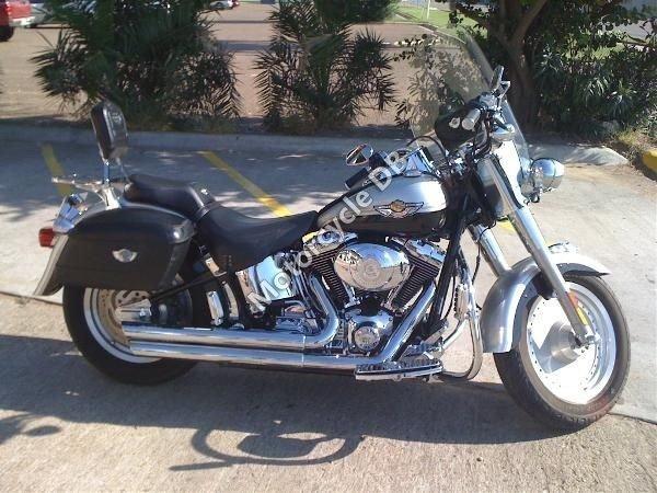 Harley-Davidson FLSTFI Fat Boy 2003 8682