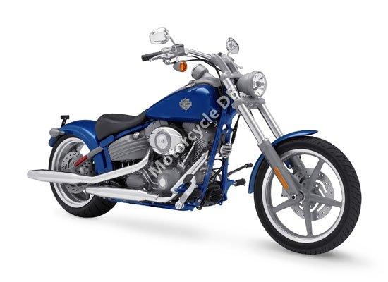 Harley-Davidson FXCW Softail Rocker 2009 3127