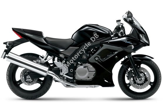 Suzuki SV650 ABS 2011 6911