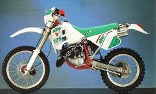 KTM Enduro 125 VC 1989 10454