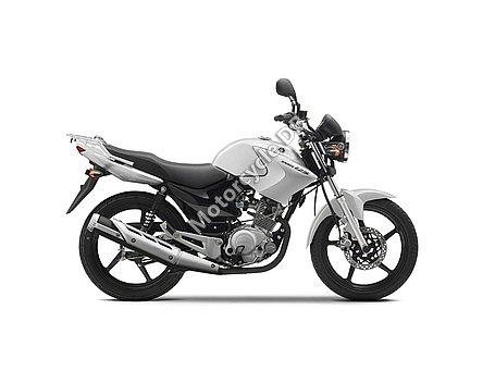 Yamaha YBR125 Custom 2011 6791