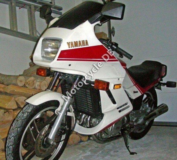 Yamaha XZ 550 1986 14650
