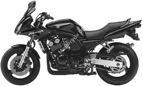 Yamaha FZS 600 Fazer 2003 10921