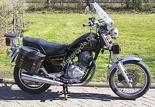Suzuki GN 400 TD 1980 10125